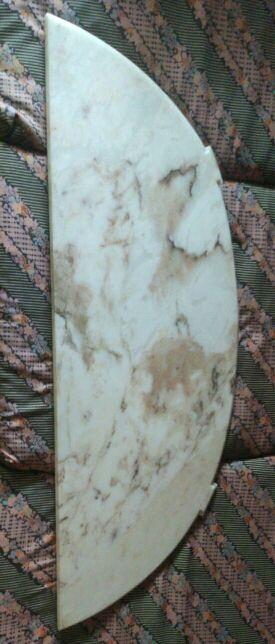 Pieza de mármol tocador