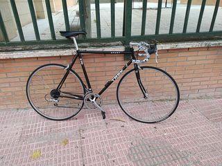 bicicleta de carretera trek 370