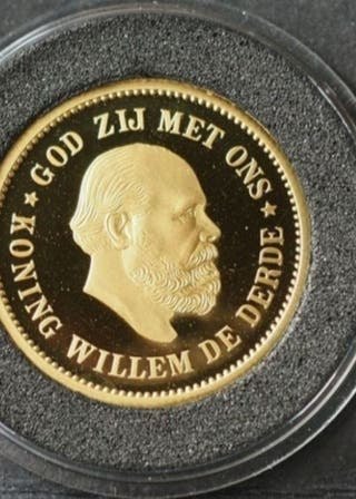 Moneda de oro. Última rebaja.