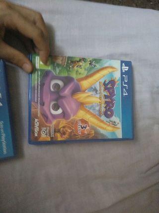 juegos con ps4