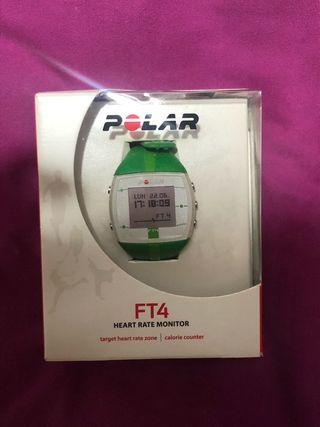 Pulsòmetro de entrenamiento Polar FT4