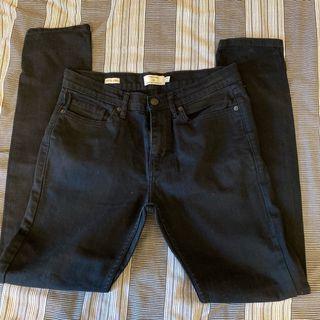 TopMan Black Jeans