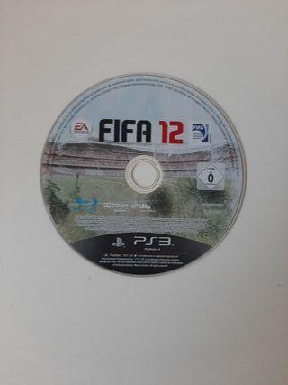 FIFA 12. PlayStation 3.