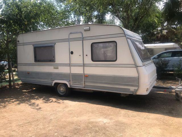 Caravana Tec 490tsk Año 96