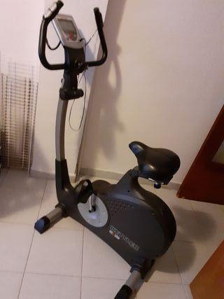 bicicleta estática kettler golf