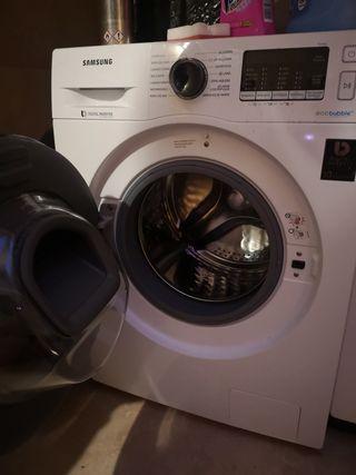lavadora Samsung 4 años garantia