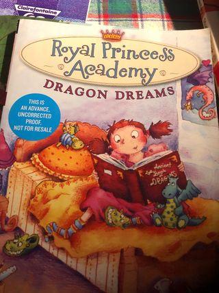 Libro Royal Princess Academy Dragon Dreams