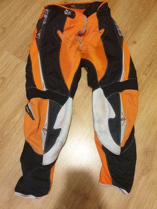 Pantalón KTM enduro, o motocross