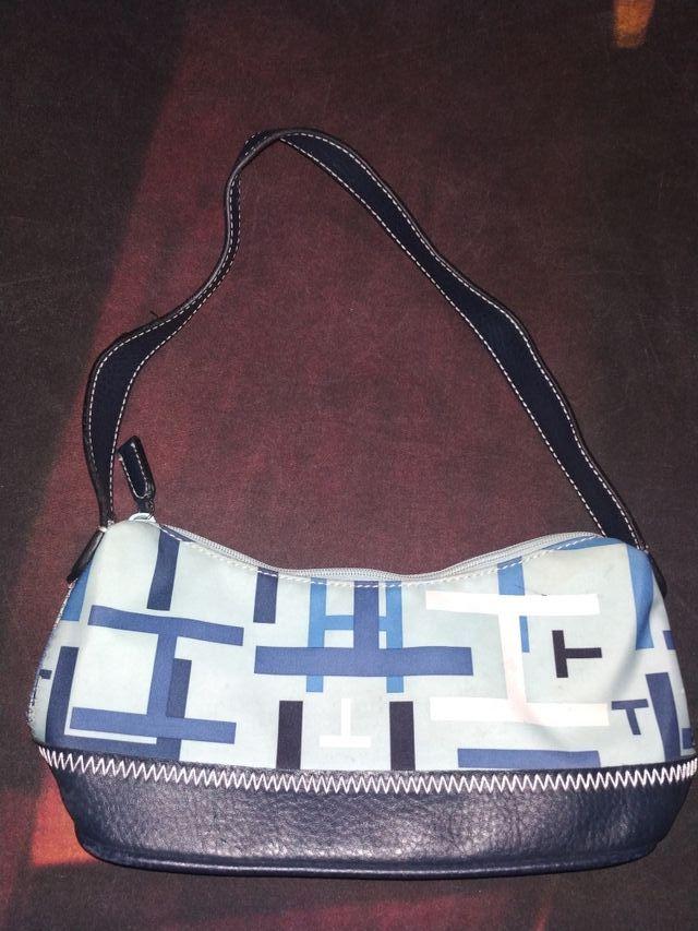 Bolso azul Tommy Hilfiger