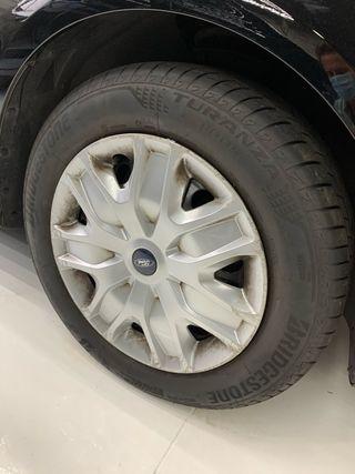4 Pneumaticos nuevos Bridgestone con llantas