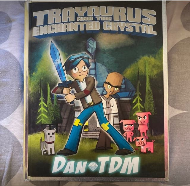 DanTDM book