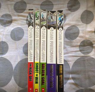 Jamie Johnson book set