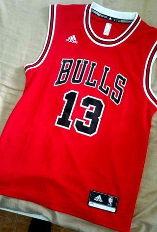 Camiseta Bulls oficial