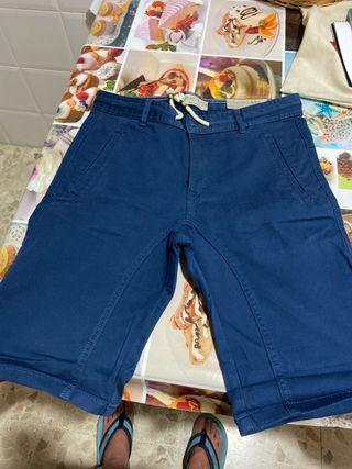 Pantalon azul a estrenar talla 11/12