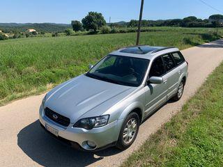 Subaru Outback 4WD Legacy 2004 2.5 4x4 suv