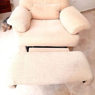 sillón relax balanceo