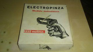 electropinzas vintage