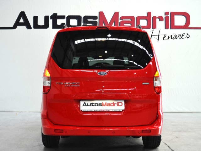 Ford Tourneo Courier 1.0 EcoBoost 100cv Trend