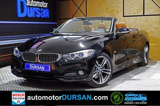 BMW 428 XENON VOLANTE M NAVI GPS MODOS