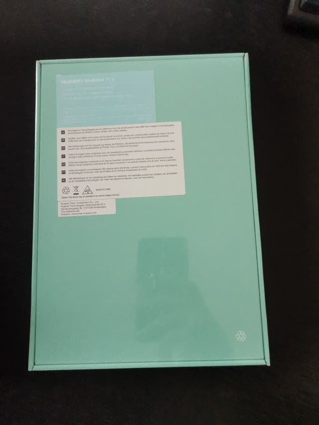 tablet Huawei mediapad T3 10 totalmente nueva