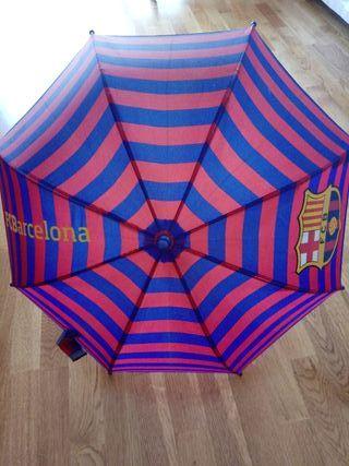 Paraguas niño Fc Barcelona