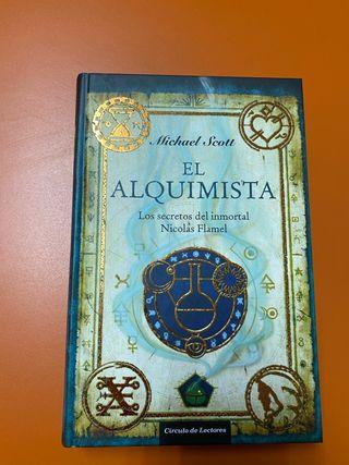 Libro Juvenil: El Alquimista