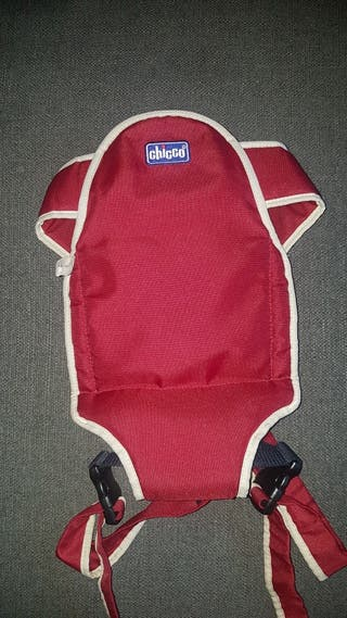 mochila porta bebes chicco