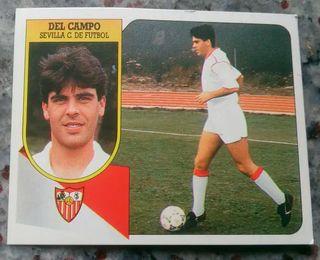 Cromo Del Campo (Sevilla) 91-92.