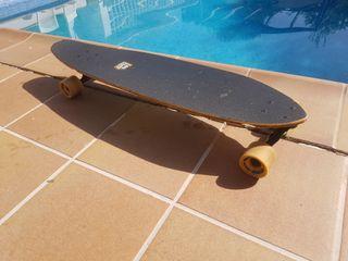 patinete longboard