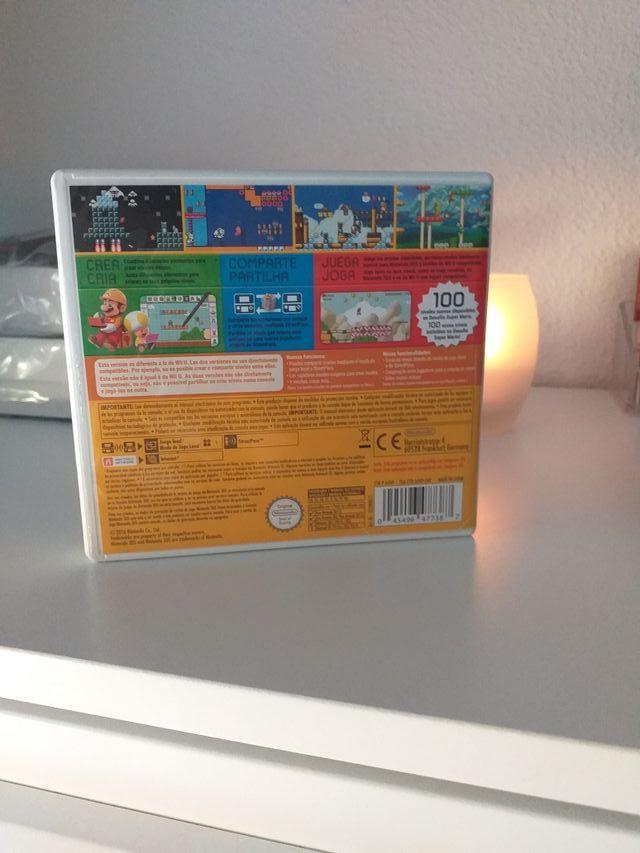 Videojuego - SUPER MARIO MAKER PARA NINTENDO 3DS