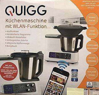 Robot cocina Quigg