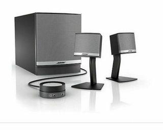 Bose Companion 3 serie 2 Altavoces multimedia