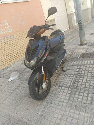 Casco moto de segunda mano en Puerto de Gandia en WALLAPOP