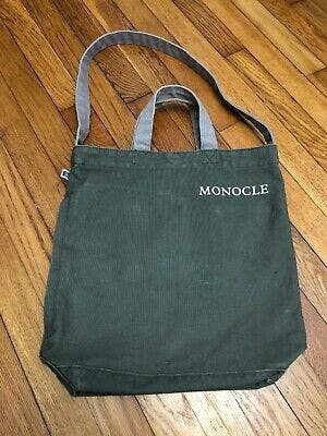 Bolso tote Monocle Voyager