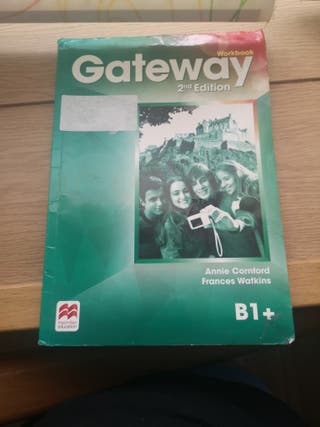 libro workbook 4 ESO