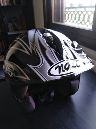 Casco Moto trial Nau N 400 Virtus