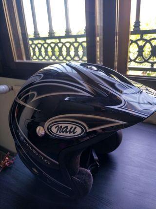 Casco Moto trial Nau N 400 Virtus