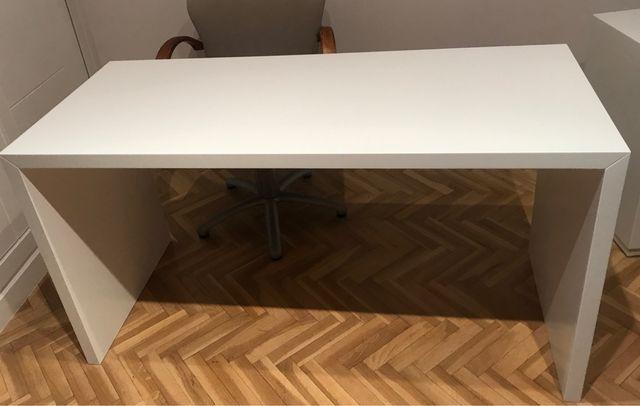 Mesa despacho blanca nueva