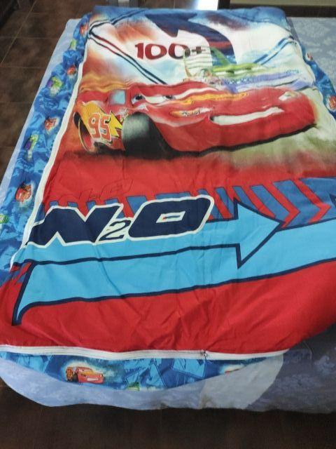Saco Cars cama 90