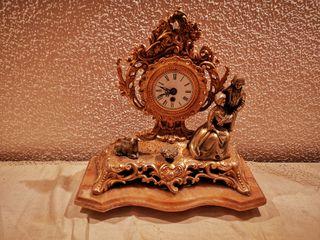 Reloj de decoración portugués