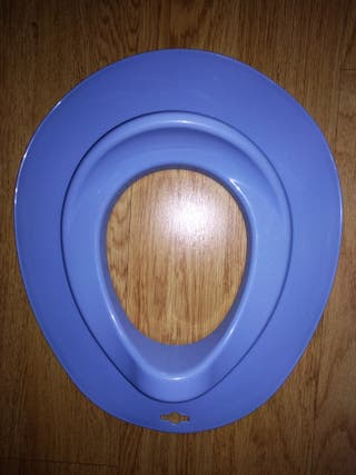 Tapa reductora de WC