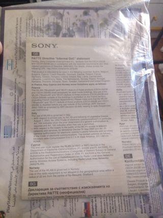 Documentación PS3