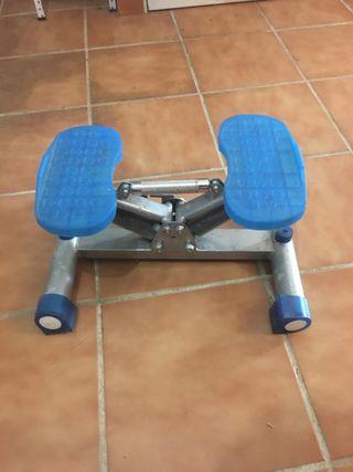 Máquina de ejercicio para fortalecer las piernas
