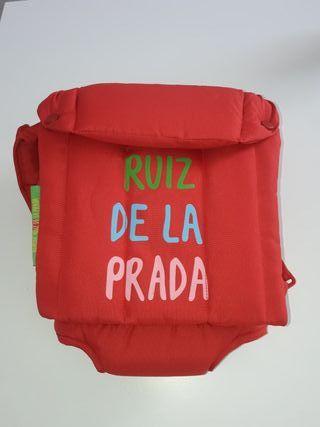 MOCHILA PORTABEBÉ CASUAL PLAY AGATHA RUIZ DE LA P