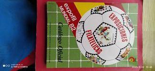Catálogo MUNDIAL 82 EXPOFIL