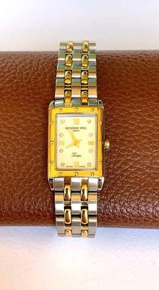 Reloj raymond weil para mujer