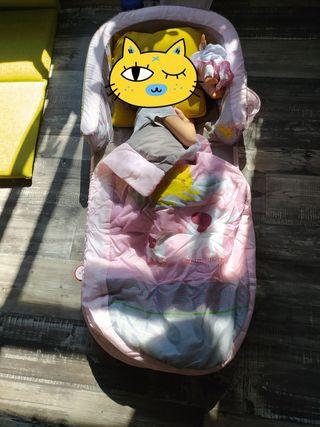 Cama de viaje niñ@s Readybed