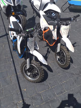 Mini motos Electricas.