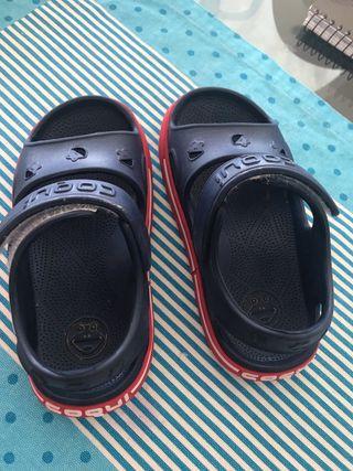 Los zapatos para Playa