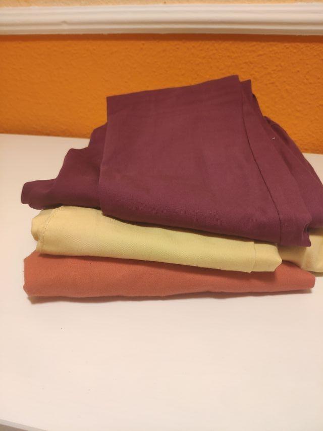 Pack de tres pantalones